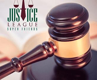 Justice League Logo Design