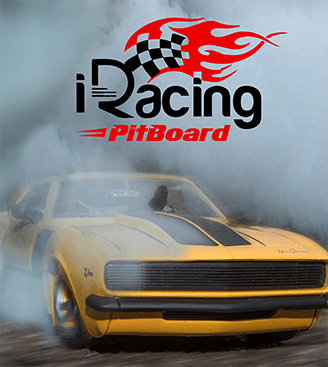 iRacing Logo Design