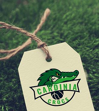 Cardinia Crocs Logo Design