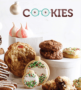 Cookies Cafe Logo Design