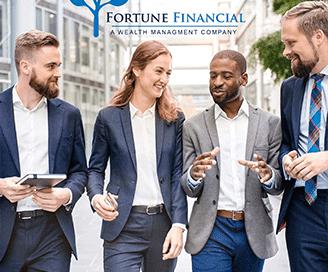 Fortune Financial Logo Design