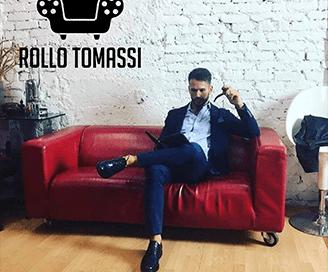 Rollo Tomassi Logo Design