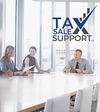 Tax Sale Support Logo Design