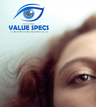 Value Eyespecs Logo Design